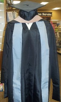 Graduation Regalia Ensemble - Master Degree