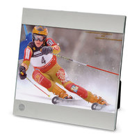 Murray State Brushed Aluminum Picture Frame w/Academic Seal