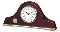 Murray State 'Napoleon III' Mantle Clock w/Academic Seal