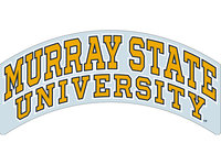 Murray State Brake Light Decal