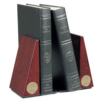 Murray State Book End Set w/Gold Academic Seal