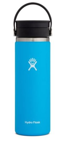 HYDROFLASK 20 OZ WIDE MOUTH WITH FLEX SIP LID- PACIFIC F20