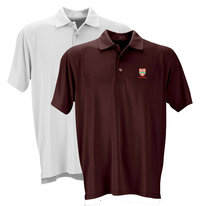 Murray State Residential College Polo - White