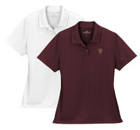Murray State Ladies' Residential College Polo - White