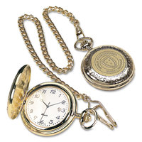 Murray State Pocket Watch - Gold w/Academic Seal