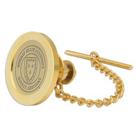Murray State Tie Tac/Lapel Pin - Gold w/Academic Seal