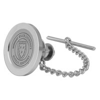 Murray State Tie Tac/Lapel Pin - Silver w/Academic Seal