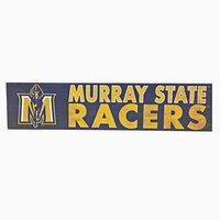 "3"" x 13"" Murray State Racers Sign"