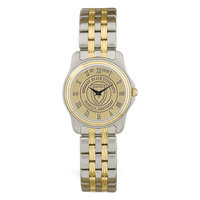 Murray State Ladies' 2-Tone Stainless Steel Watch - Gold Academic Seal