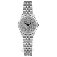 Murray State Ladies' Watch w/Rolled Link Band - Silver w/Academic Seal
