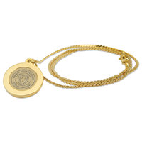 Murray State Pendant Necklace - Gold Academic Seal