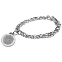 Murray State Charm Bracelet w/Academic Seal - Silver