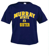College Kids Youth Murray State Tee - Sister
