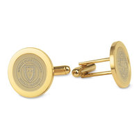 Murray State Cufflinks - Gold w/Academic Seal