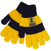 LOGO FIT NAVY/GOLD TRIXIE GLOVES
