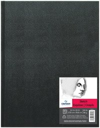 HARD COVER BLK 10.5X13.5