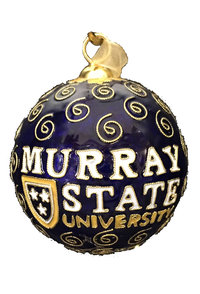 Clois Murray State Ornament - Academic Logo