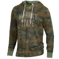 Alternative School Yard Hood - Camo