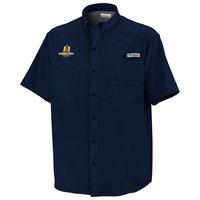 Columbia Tamiami Fishing Shirt - Navy