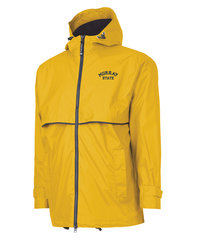Charles River New Englander Jacket - Yellow