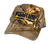 The Game Murray State Cap - Fishing (Camo)