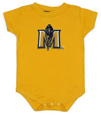 Future Tailgater Onesie w/JH Logo - Gold