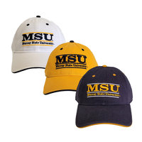 The Game Murray State Cap - MSU (Charcoal)