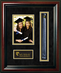 "5"" x 7"" Graduate Photo Frame w/Tassel"