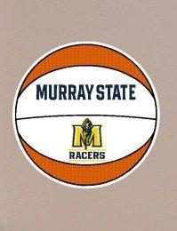 Murray State Basketball Wall Sign