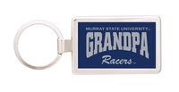 Murray State Maverick Key Tag - Grandpa (Silver)