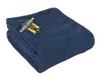 Know Wear Micro Fleece Blanket - Navy