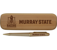 Murray State Wooden Pen w/Case