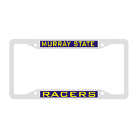 Laser Magic Murray State License Plate Frame - Racers