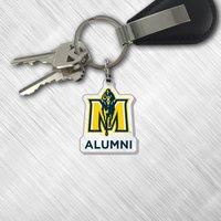 Alumni Keychain w/JH Logo