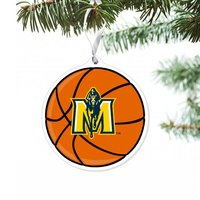 Murray State Acrylic Ornament - Basketball