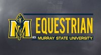 Murray State Decal - Equestrian