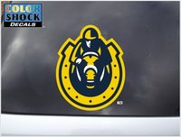 Murray State Decal - Horseshoe Logo