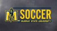 Murray State Decal - Soccer