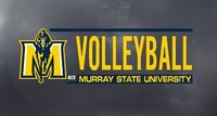 Murray State Decal - Volleyball