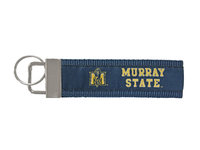 Murray State Winchester Woven Key Strap - JH Logo