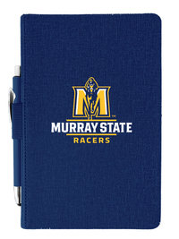 THE FANATIC GROUP NAVY JOURNAL WITH PEN-JH WITH MURRAY STATE RACERS ON FRONT