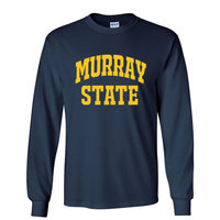 MV Sport Youth Spirit Long-Sleeved Tee - Navy