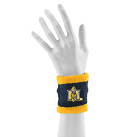 Mojo Koolwear Murray State Terry Cloth Wristbands