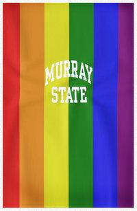 MV Sport Sweatshirt Blanket - Rainbow Pride