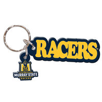 KEYCHAIN WITH CHARM- RACERS