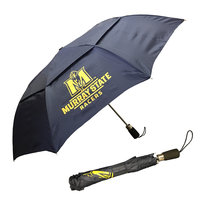 StormDuds Murray State Dynamo Deluxe Vented Folding Umbrella