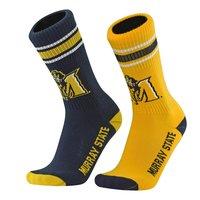 TCK Home and Away Socks - Navy/Gold (2 Pair)