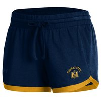 Under Armour Ladies Ascend Short - Navy/Gold