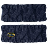 UA LADIES NAVY EVERYDAY HEADBAND F20
