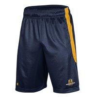 Under Armour Youth Perimeter Short - Navy/Gold